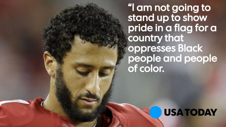 San-Francisco-49ers-QB-Colin-Kaepernick-Protests-quotOppressionquot-By-Sitting-During-National-Anthem-quotThere-Are-Bodies-In-The-Street-amp-Peo